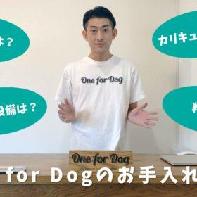 愛犬のお手入れ教室